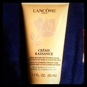 LANCOME CREME RADIANCE CLEASING FOAM